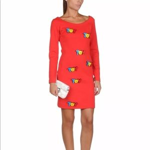 NWT MOSCHINO COUTURE $1650 Dress